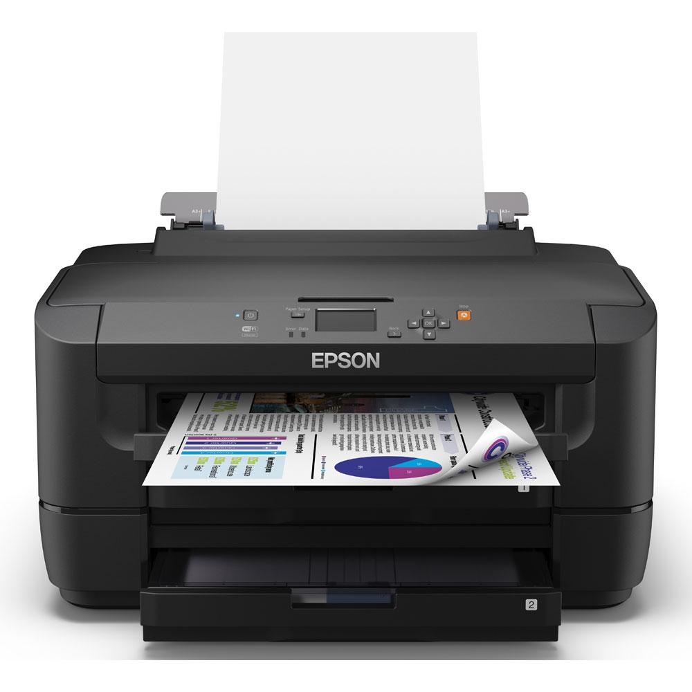Epson Workforce Wf 7110dtw A3 Colour Inkjet Printer