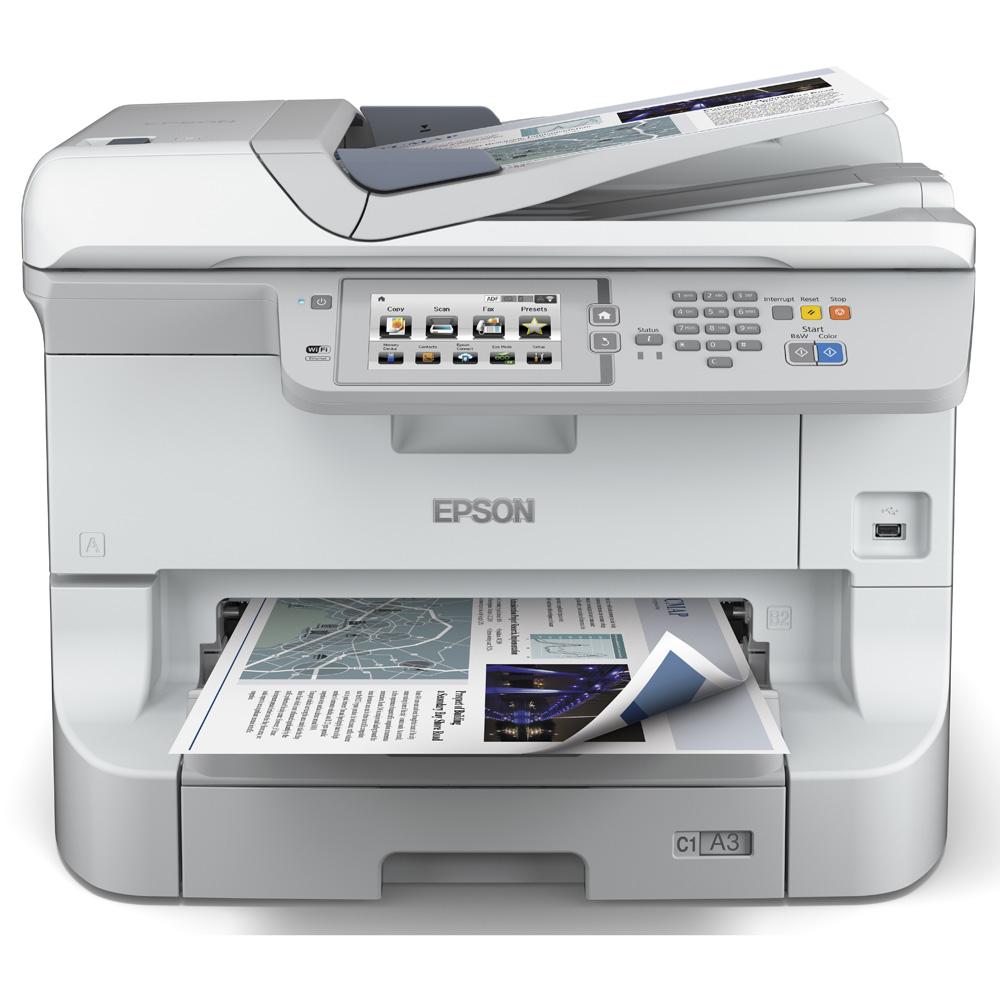 Epson Workforce 600 Wireless All-in-one Printer Software