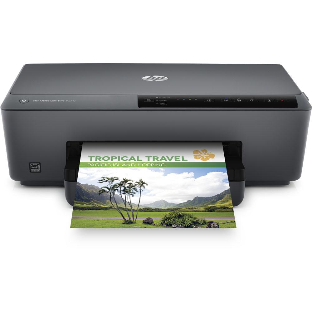 HP Officejet Pro 6230 A4 Colour Inkjet Printer - E3E03A