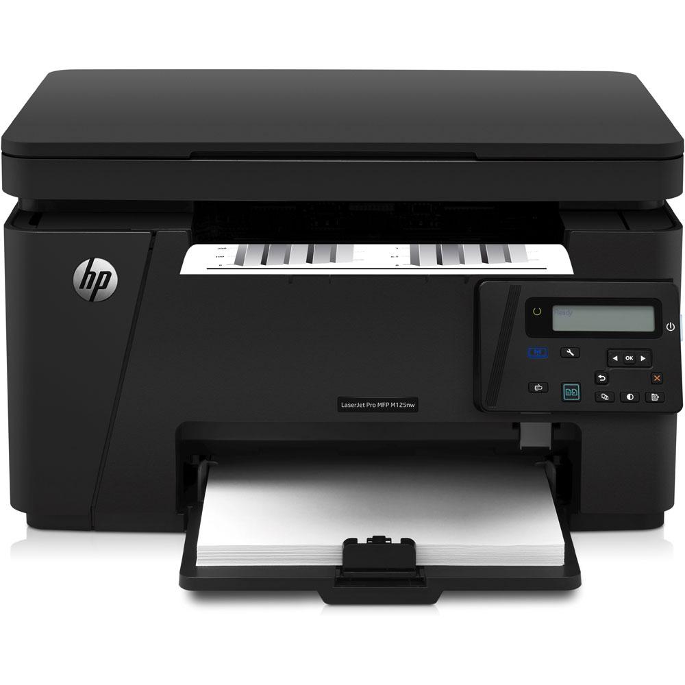 Laserjet pro mfp m125nw scanner driver