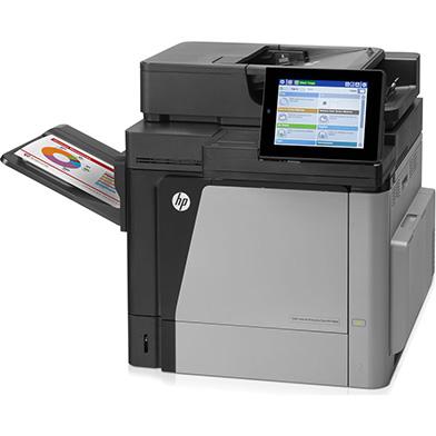 HP Laserjet Enterprise M680dn A4 Colour Multifunction Laser Printer