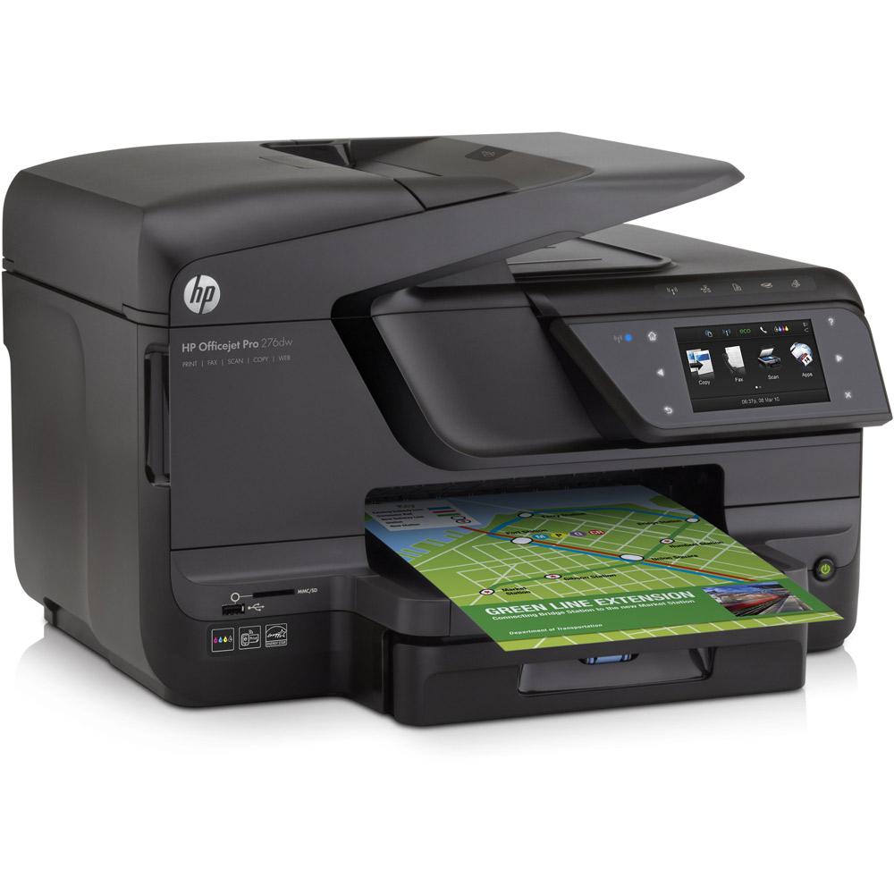 HP Officejet Pro 276dw A4 Colour Multifunction Inkjet ...