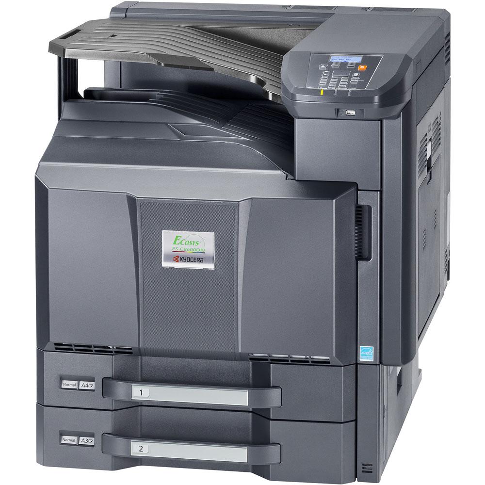 Kyocera ECOSYS FS-6525MFP MFP PCL5e/PCL6/KPDL Drivers for Mac