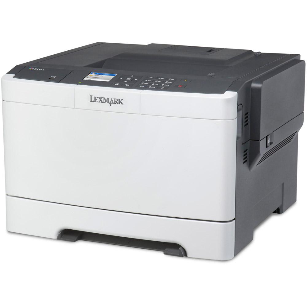 Drivers for Lexmark CS410 Printer Universal PCL5e
