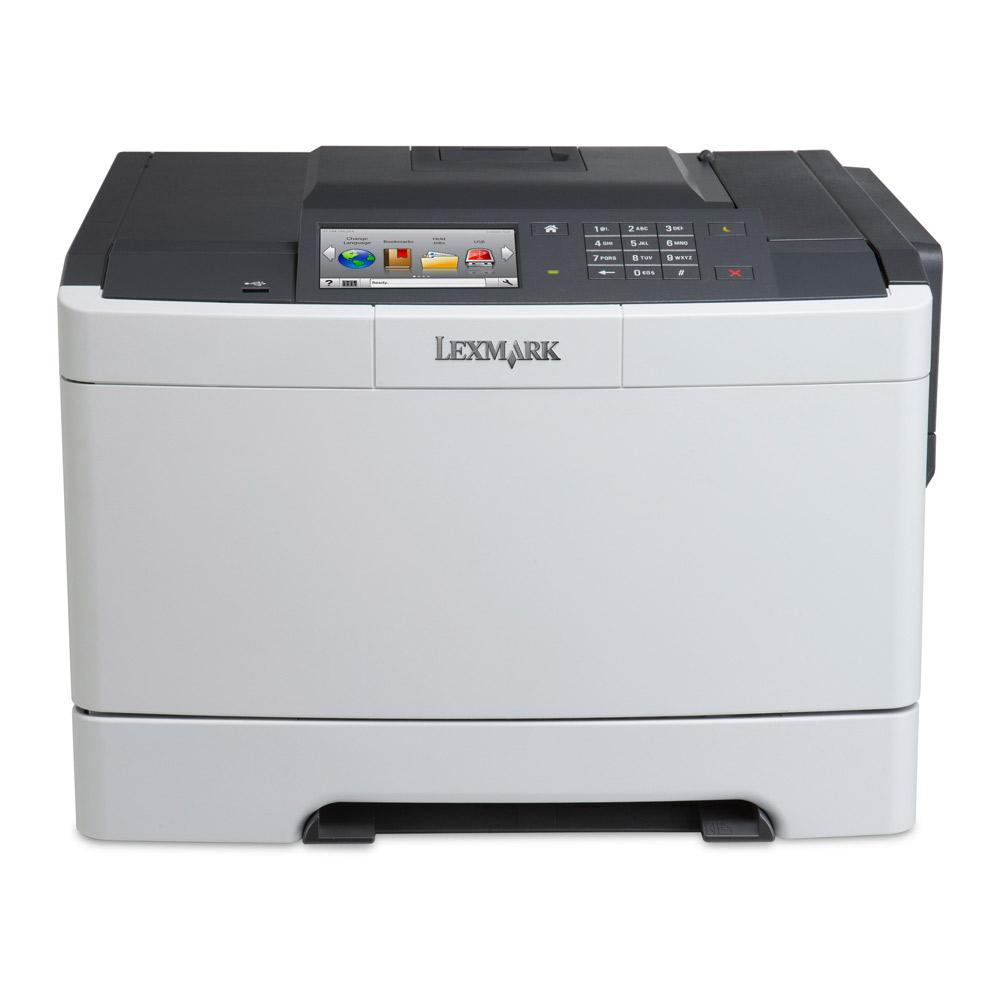 Lexmark CS510de A4 Colour Laser Printer - 28E0075