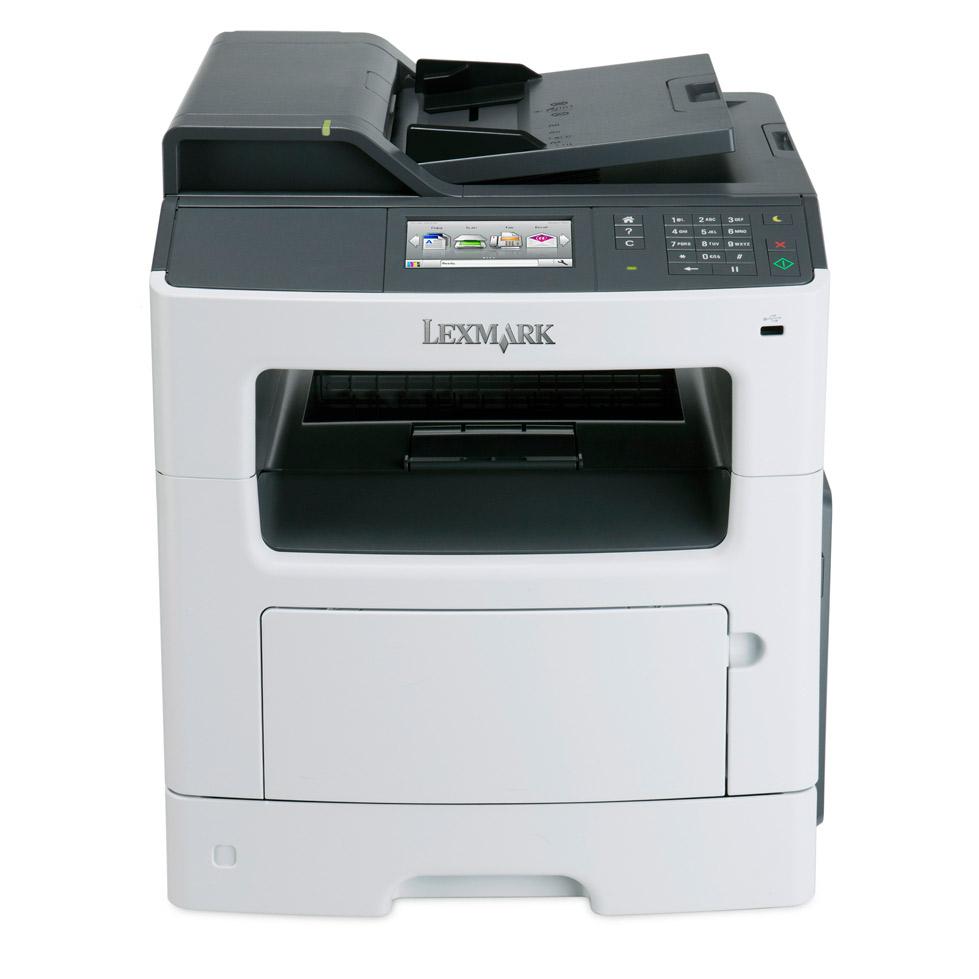 Lexmark Mx410de A4 Mono Multifunction Laser Printer 35s4493