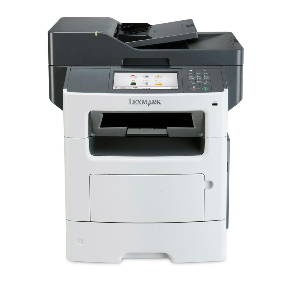 Lexmark Mx611de A4 Mono Multifunction Laser Printer 35s6764