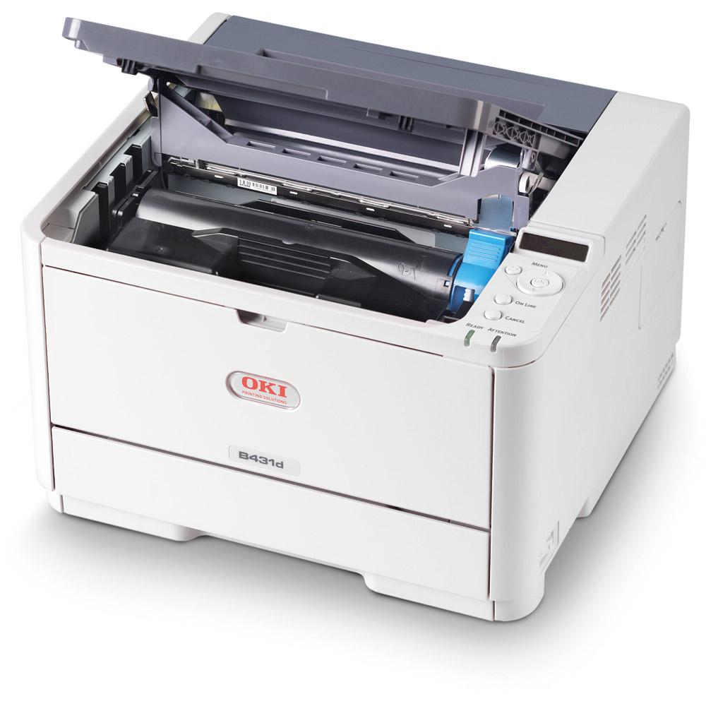 oki b431dn a4 mono led laser printer 01282502 rh printerland co uk oki b431dn service manual oki b431dn user manual