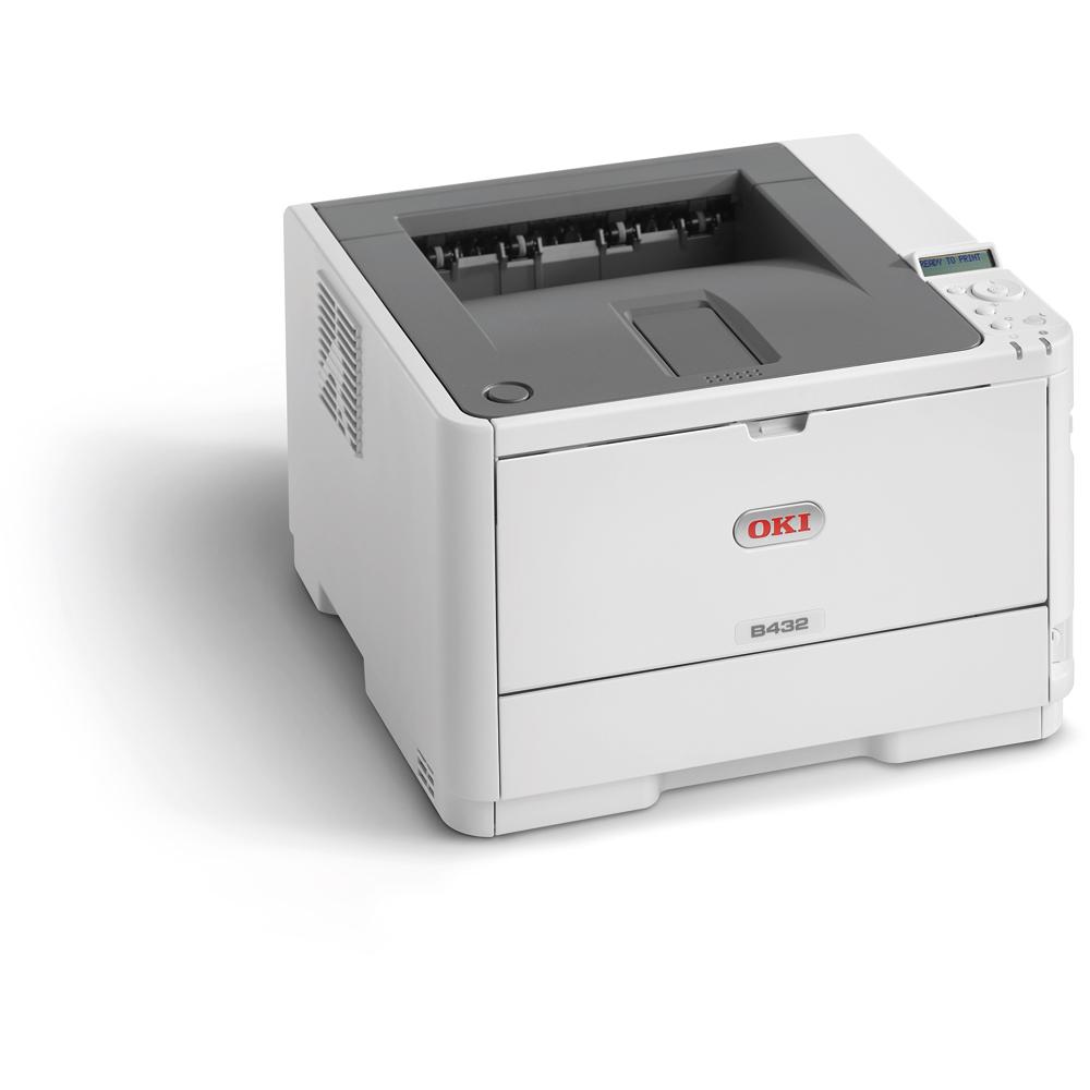 driver imprimante oki b432