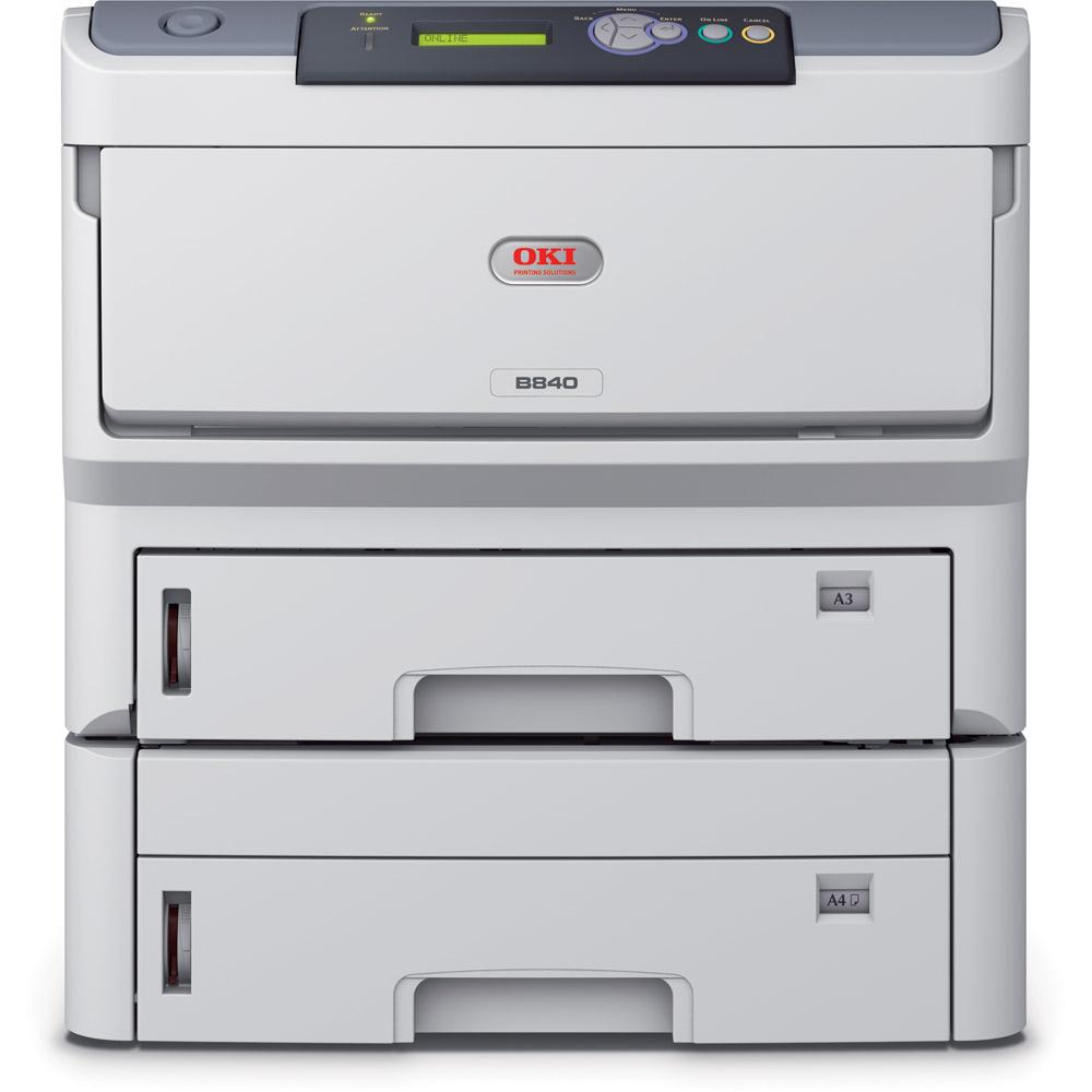 how to add oki printer to mac