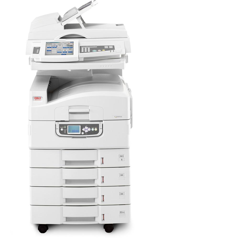 Oki C9850 Mfp A3 Colour Multifunction Led Laser Printer