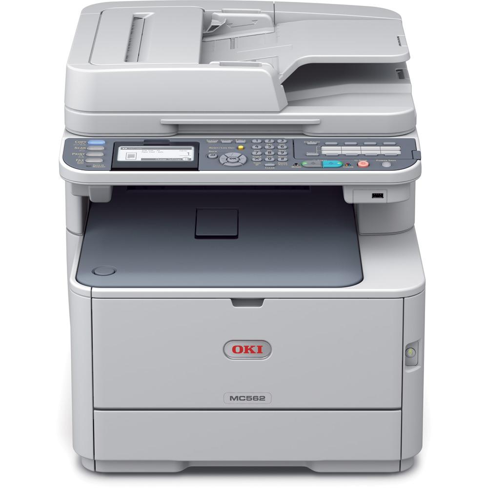 OKI MC562dn A4 Colour Multifunction LED Laser Printer