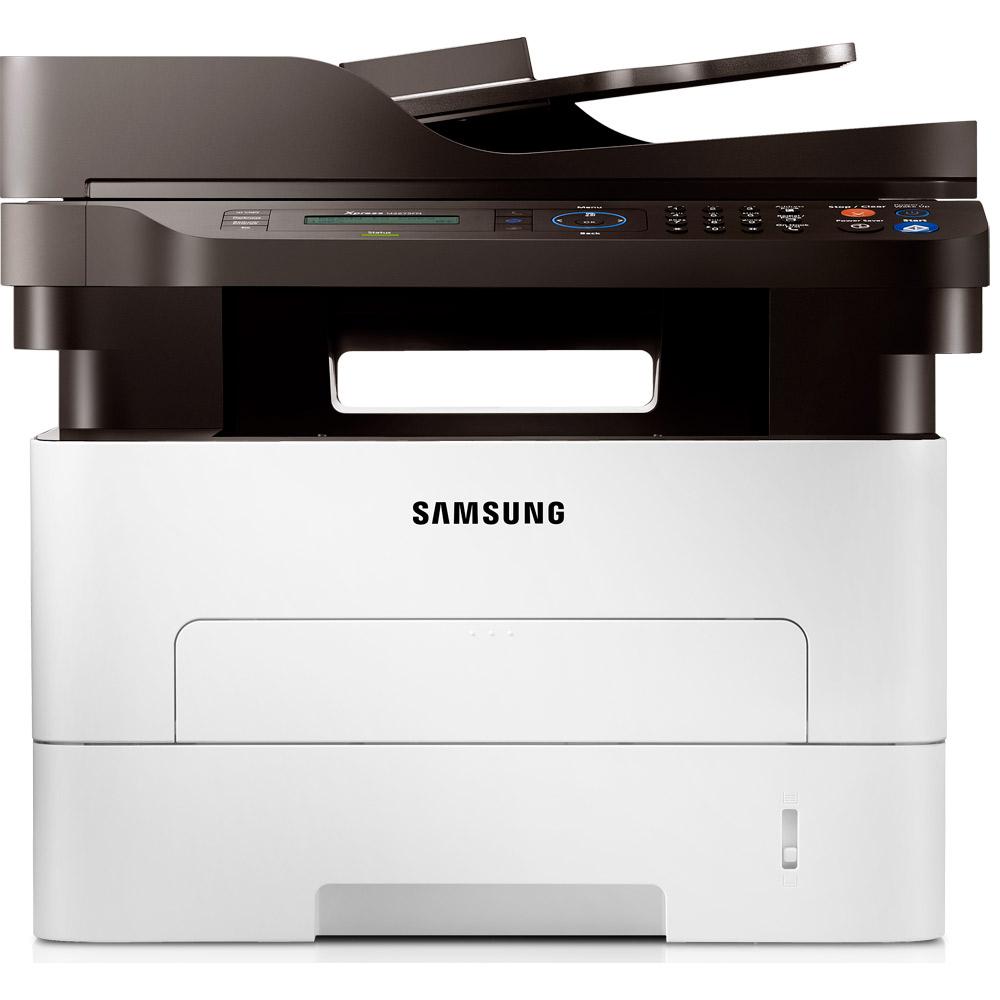samsung m2675fn a4 mono multifunction laser printer sl m2675fn see. Black Bedroom Furniture Sets. Home Design Ideas