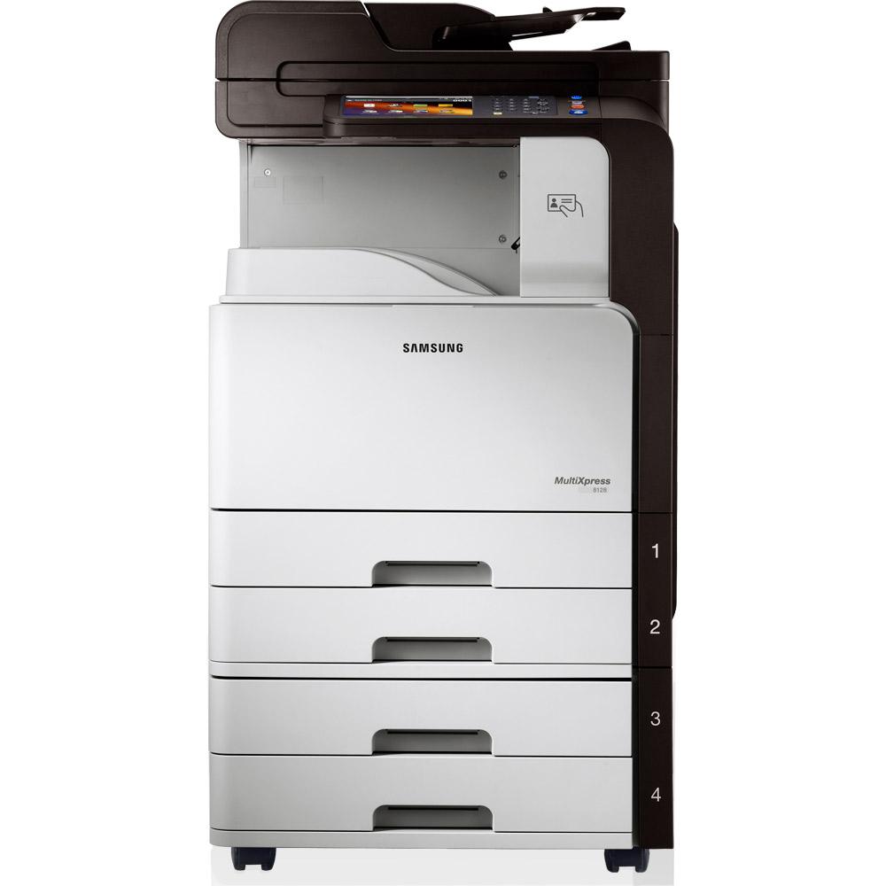 Samsung Scx 8128 A3 Mono Multifunction Laser Printer Scx