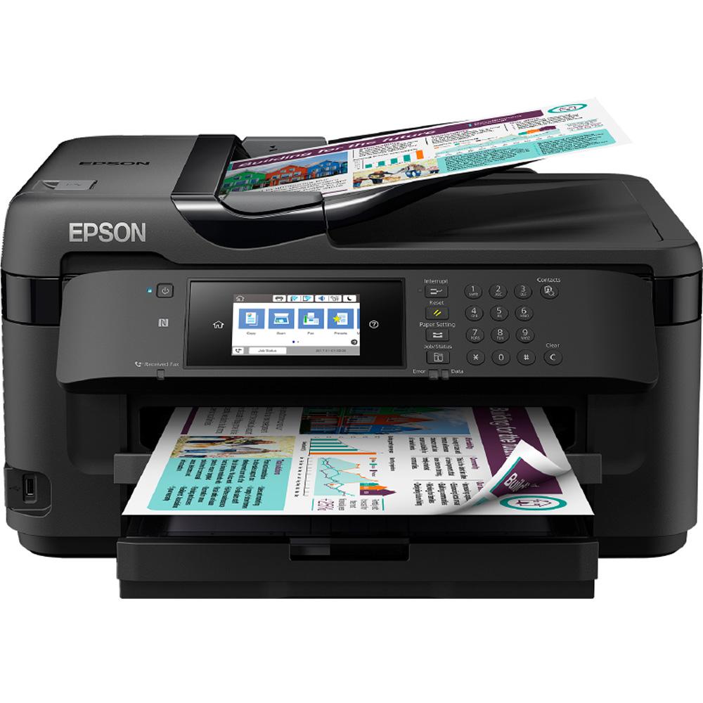 Epson WorkForce WF 7710DWF A3 Colour Multifunction Inkjet