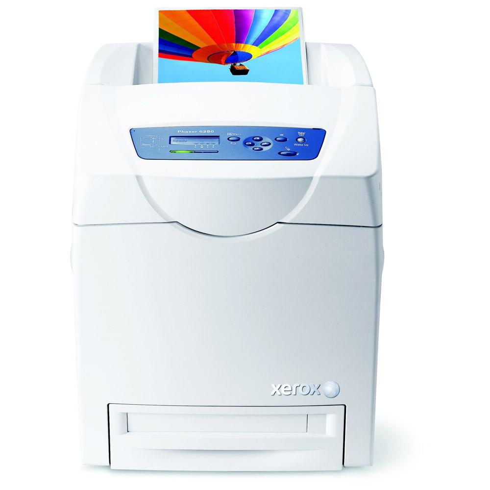 Xerox Phaser 6280n A4 Colour Laser Printer 6280v N