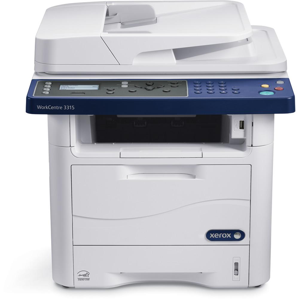 Xerox WorkCentre 3315DN A4 Mono Multifunction Laser