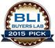 BLI Buyers Lab 2015 Pick