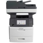 Lexmark MX718de + Extra High Capacity Black Toner (45,000 Pages)