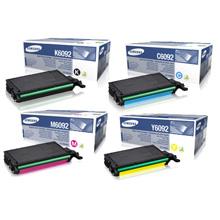 Genuine Samsung 609 Toner Rainbow Pack CMYK (7k)
