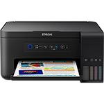 Epson EcoTank ET-2700 + Black Ink Cartridge (7,500 Pages)