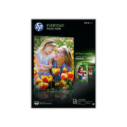 Genuine HP Advanced A4 Glossy Photo Paper