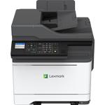 Lexmark CX421adn + Extra High Capacity Black Toner (8,500 Pages)